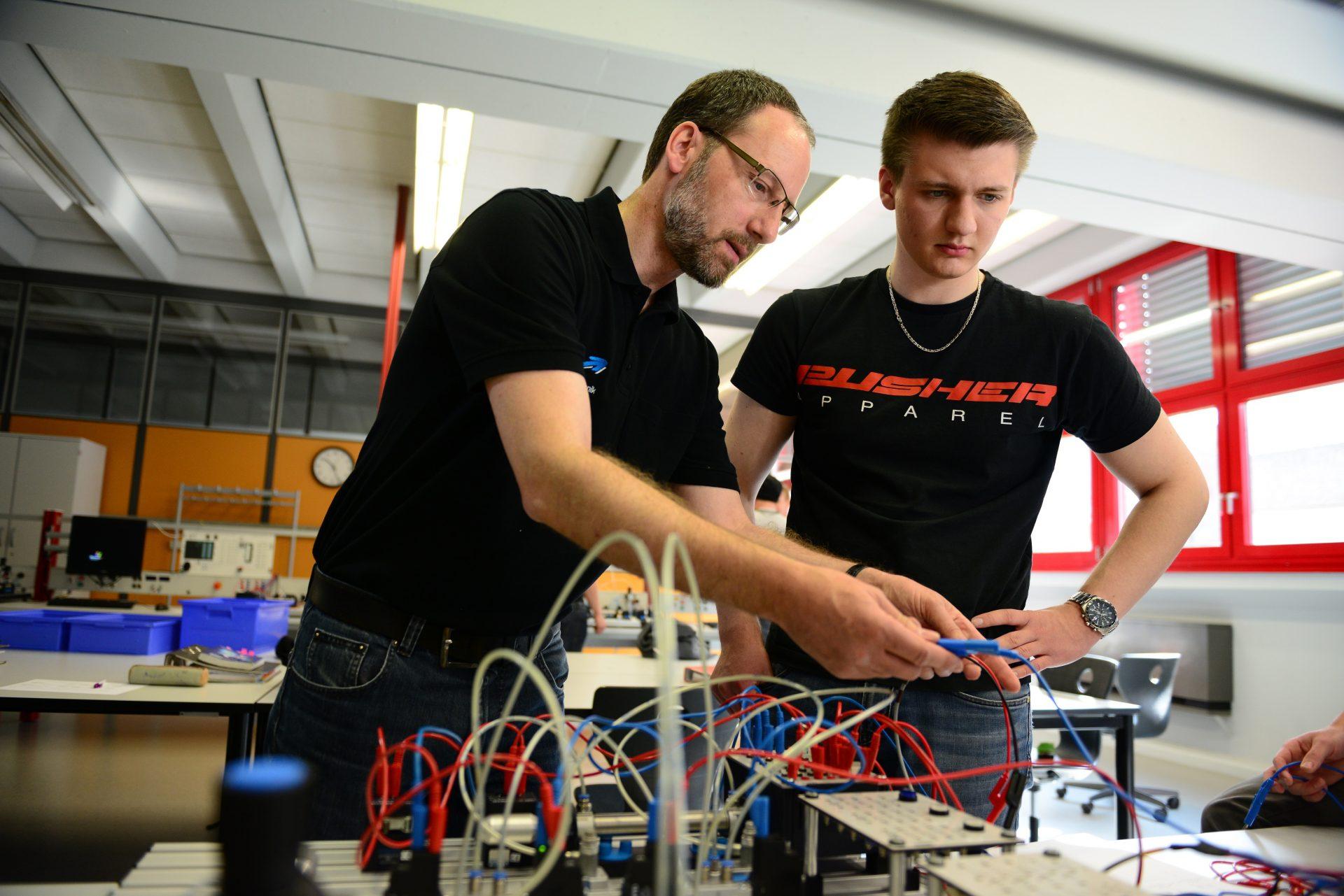 Fachschule für Technik der GDS1 in Sindelfingnen