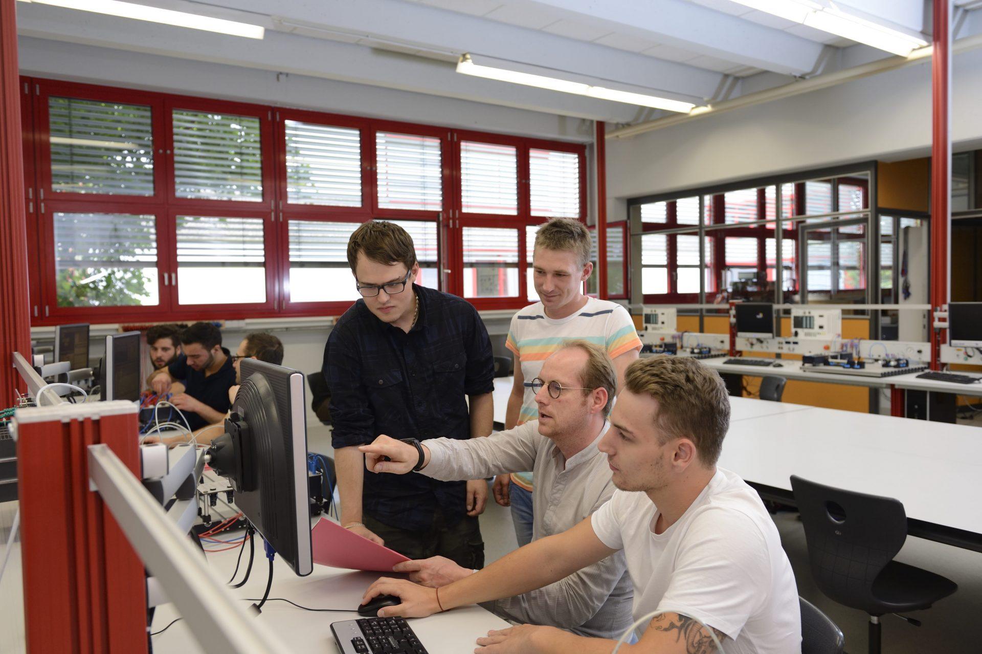 Fachschule für industrielle Beschichtungstechnik