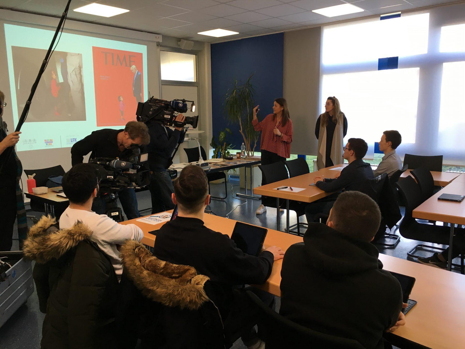 Korrespondenten machen Schule (002)